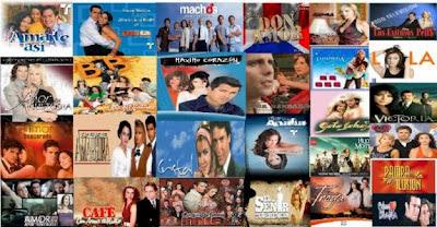 listados de telenovelas