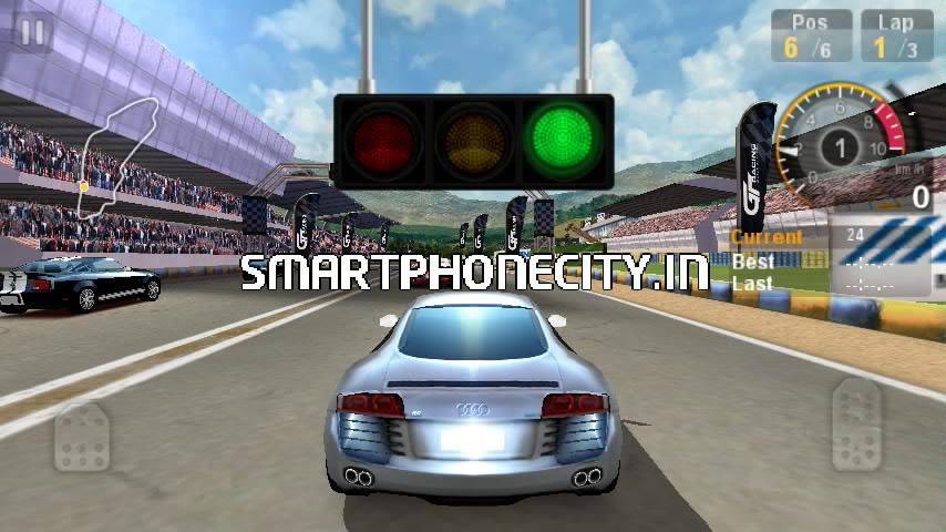 Gameloft Gt Racing Motor Academy Hd V1 0 8 Game Nokia