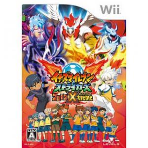 [Wii][イナズマイレブン ストライカーズ 2012エクストリーム] (JPN) ISO Download