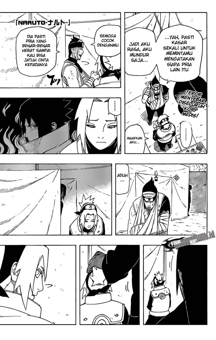 Baca Komik Naruto Shippuden 540-541 New Bahasa Indonesia