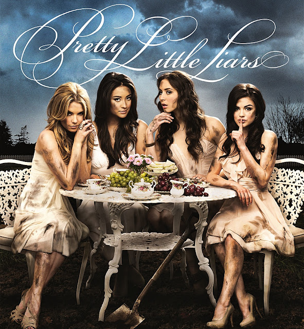 Pretty Little Liars (2010-) ταινιες online seires oipeirates greek subs