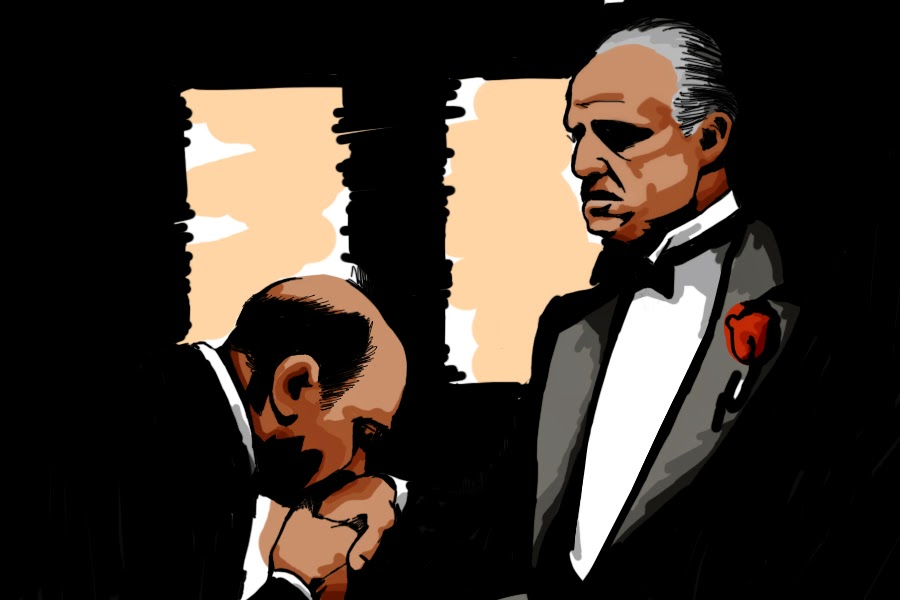 the godfather and the mafian-american culture of crime essay An epic tale of an italian-american crime family's struggle to survive the shifting landscape of post-second world war organised crime in america, the godfather is one of those rare films which.