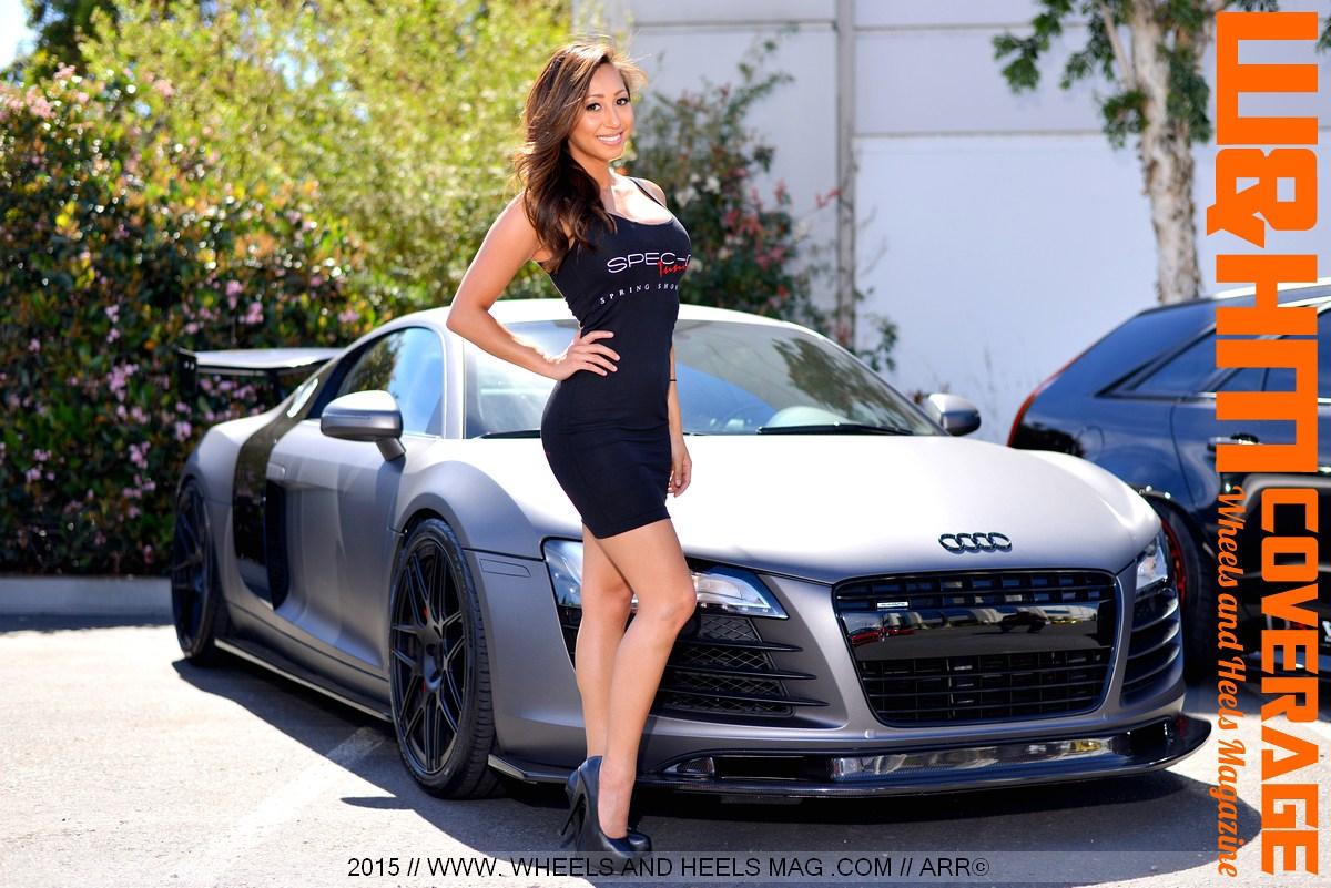 Wheels And Heels Magazine W Amp Hm Beautiful Ashley Twomey