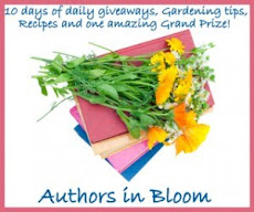 Authors in Bloom Blog Hop!