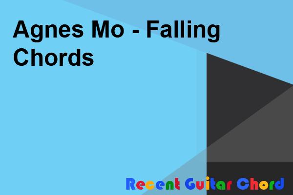 Agnes Mo - Falling Chords