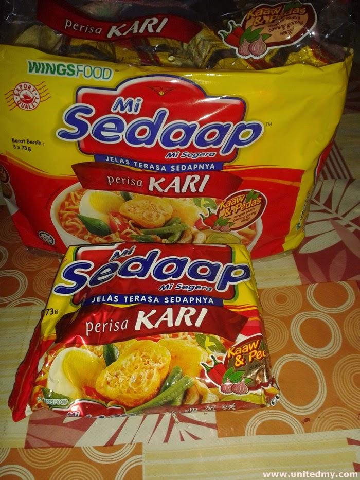 Mi Sedaap Curry