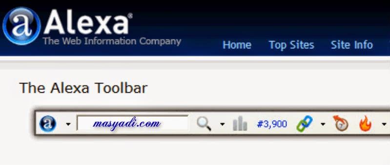 Cara Gampang Memasang Alexa Toolbar di Mozilla dan Chrome