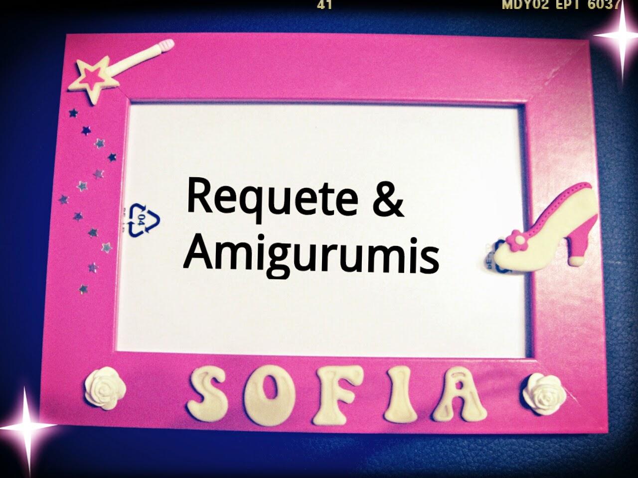 Requete & Amigurumis: Marco princesa