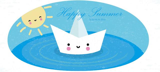 Happy Summer Feliz Verano La tienda de dibus