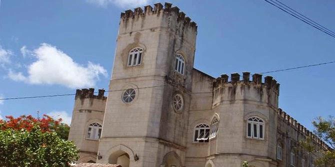 Gereja Paling Angker Di Dunia