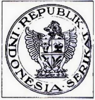 Sejarah pergantian Lambang Pancasila,Lambang Negara Indonesia