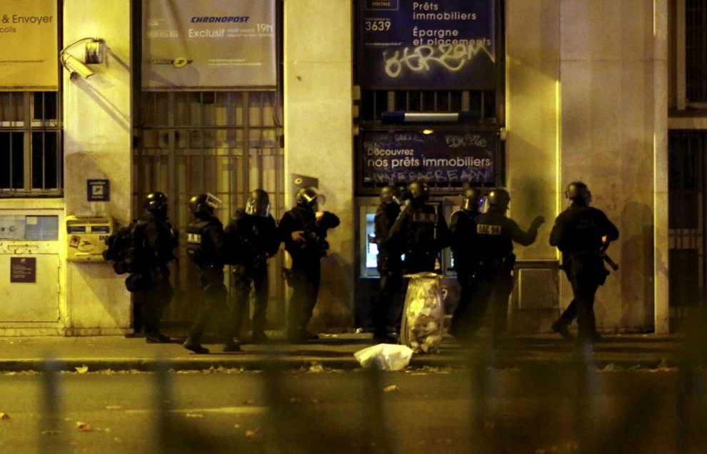 PARIS 13 NOVEMBER 2015 - ATTACK AT BATACLAN CONCERT