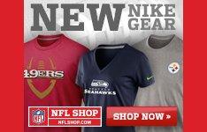 Shop for New Nike Fan Gear at NFLShop.com
