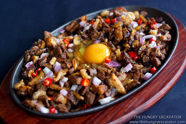 how to cook sizzling sisig pork