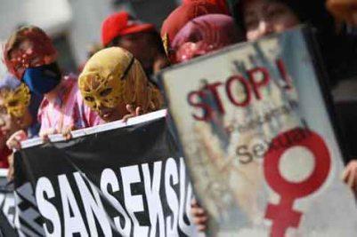 Pelajaran sistem reproduksi untuk cegah tindak kekerasan seksual pada anak.