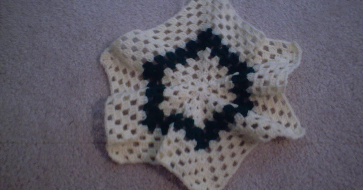 Knit Pattern Hexagon Sweater : LiaKnits: Hexagon Baby Sweater