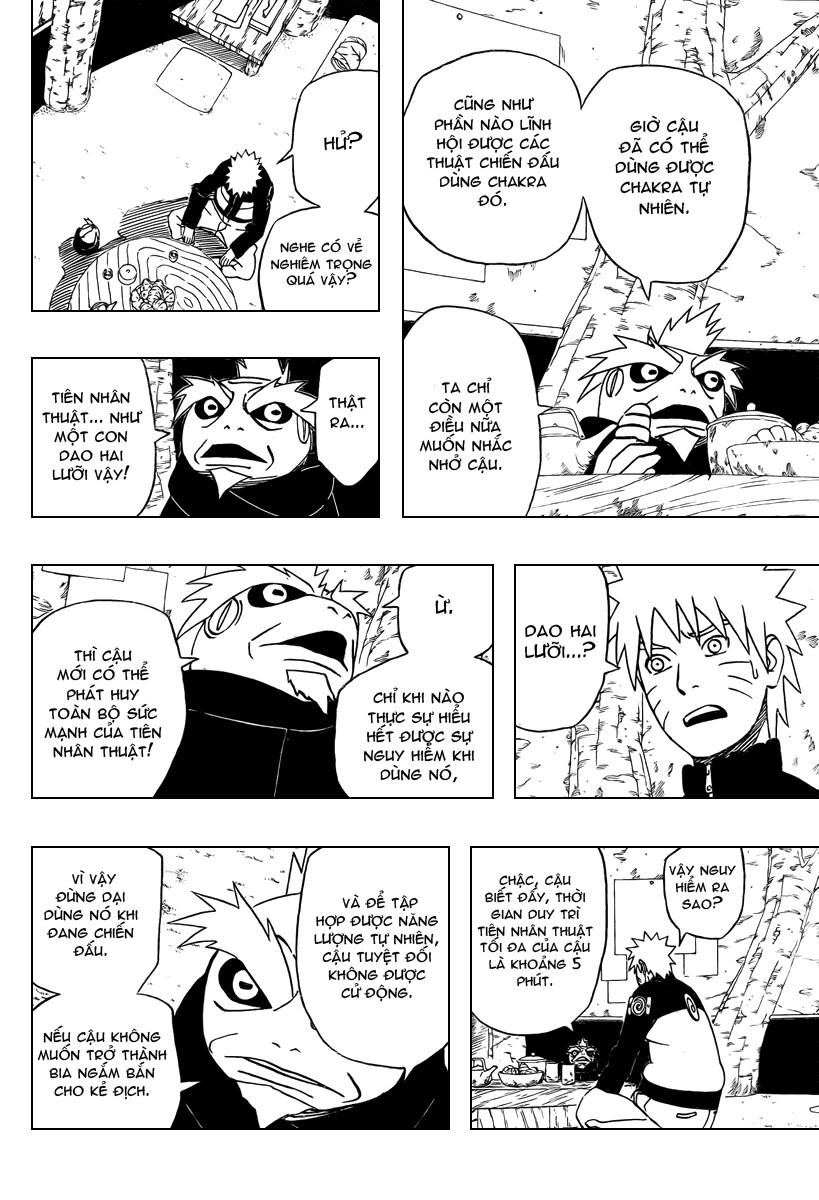 Naruto chap 420 Trang 11 - Mangak.info