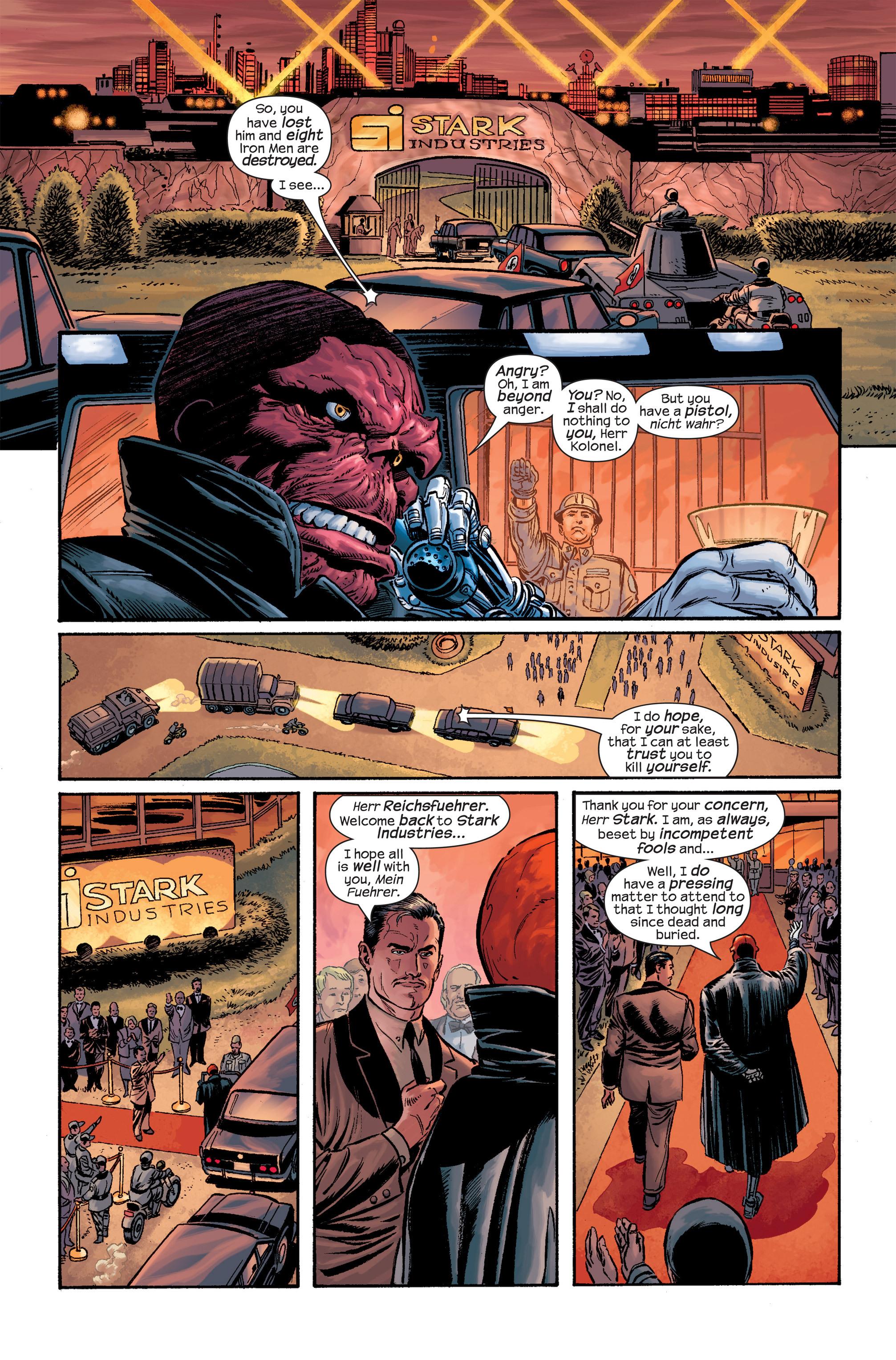 Captain America (2002) Issue #18 #19 - English 18