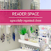 Reader Space: A Gracefully Organized Closet