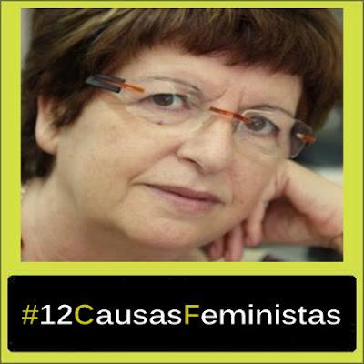 Angeles Briñon 12 causas feministas