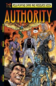 The Authority by Warren Ellis Graphic Novel