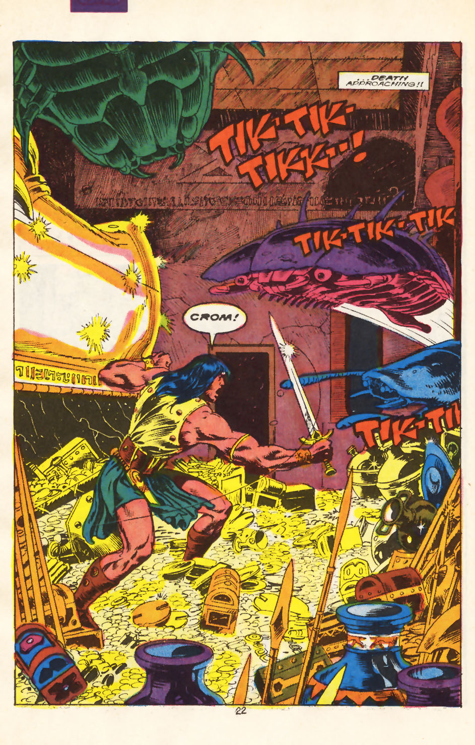 Conan the Barbarian (1970) Issue #212 #224 - English 16