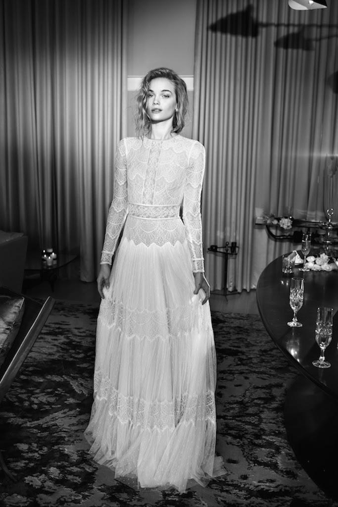 Hermoso vestido de novia | Coleccion Lihi Hod