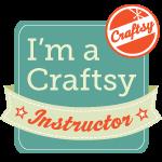 My Craftsy Class!