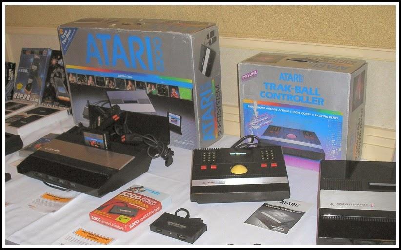 Atari video game
