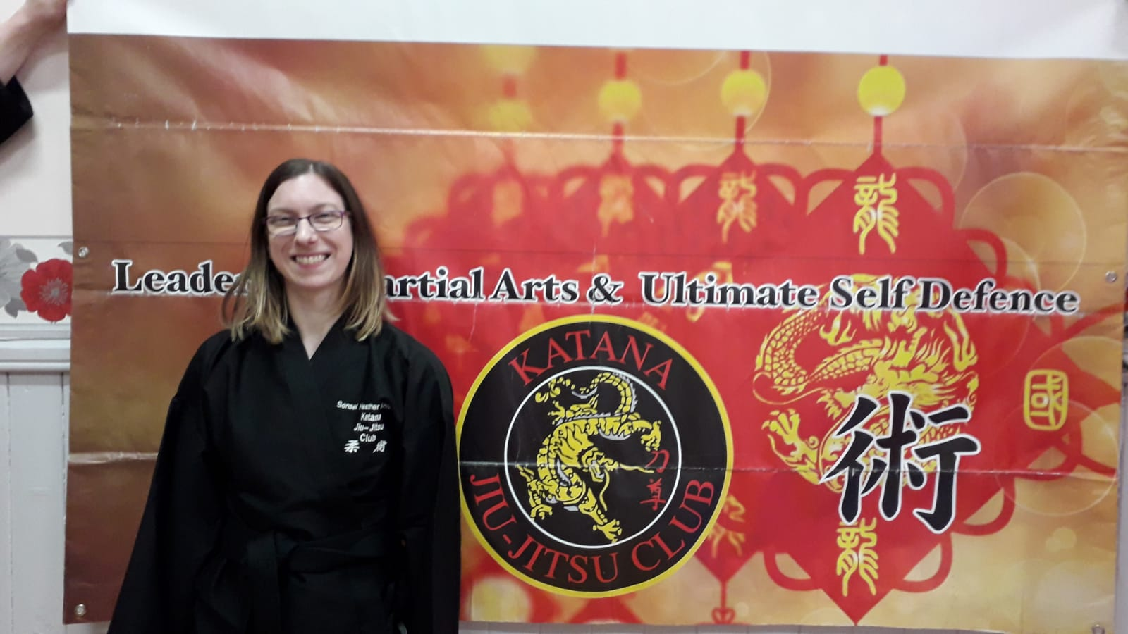 Sensei Heather Ainscough
