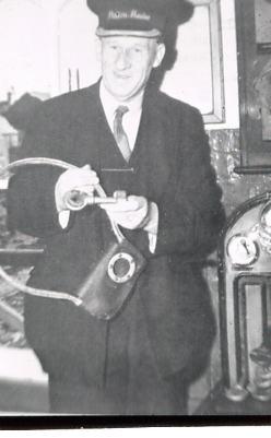 Bill Gillingham Gosports last station master