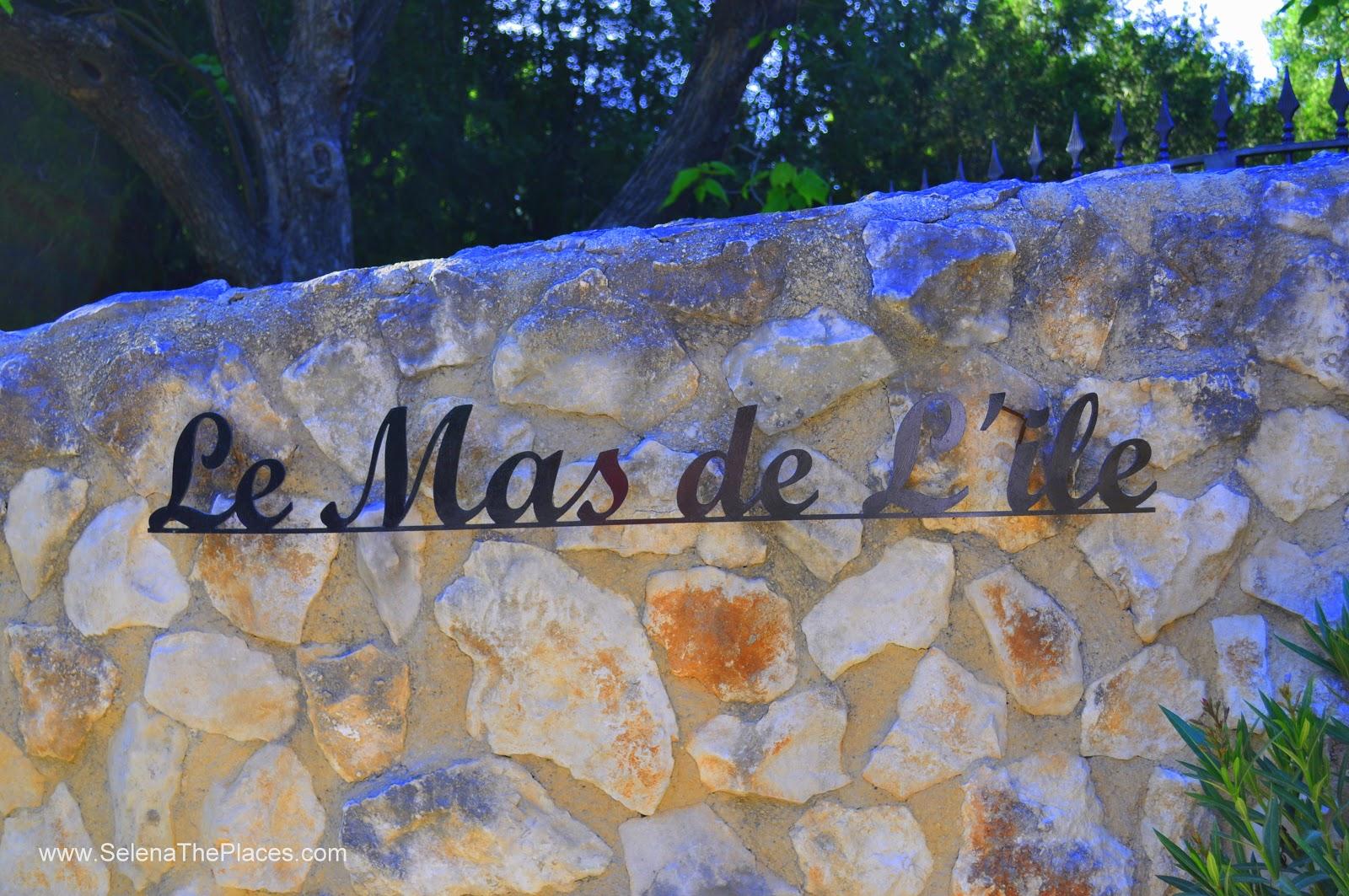 Le Mas de l'Île, Provence  France