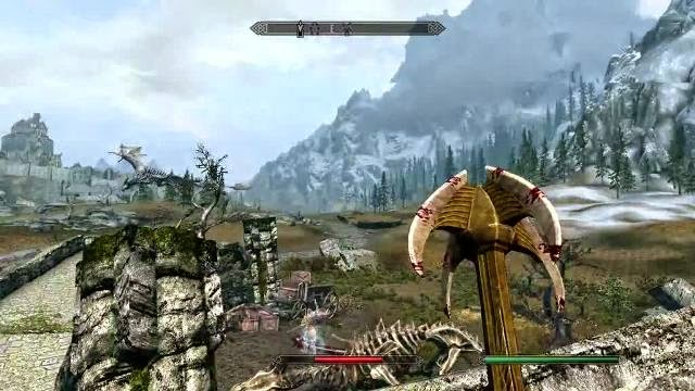 The Elder Scrolls 5 Skyrim Free Download PC Games