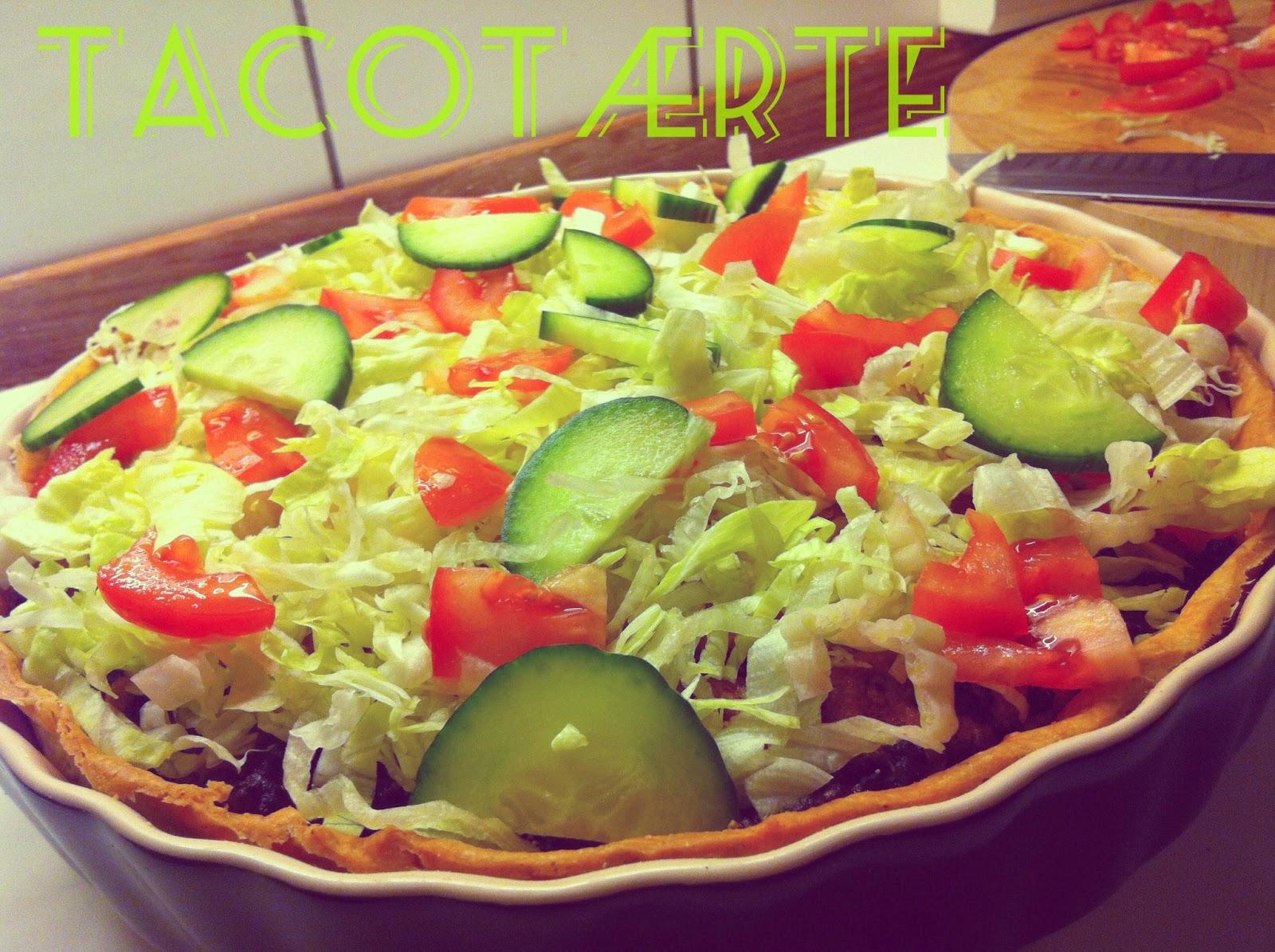 Tacotærte