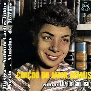 Album art for the album that set up Bossa Nova.