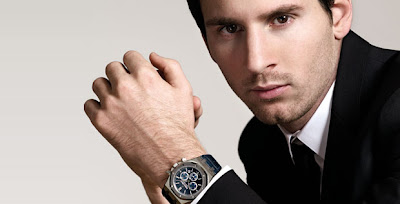 Audemars Piguet Royal Oak Leo Messi Limited Edition: Tantalum Is Back