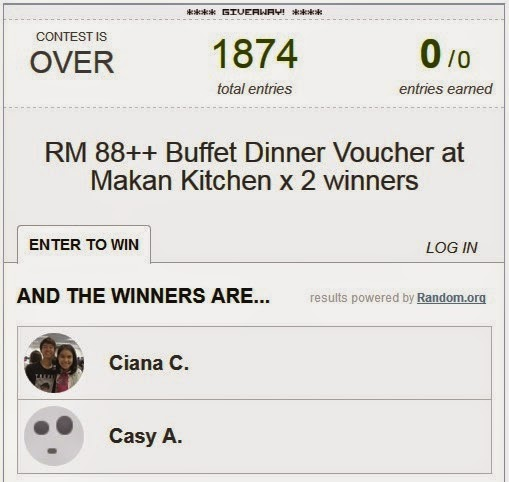 doubletree hilton jb makan kitchen buffet dinner voucher