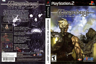 Download Wizadry Tale Of The Forsaken PS2 ISO For PC