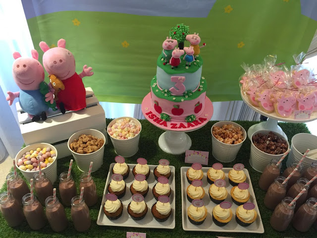 peppa pig party theme ideas