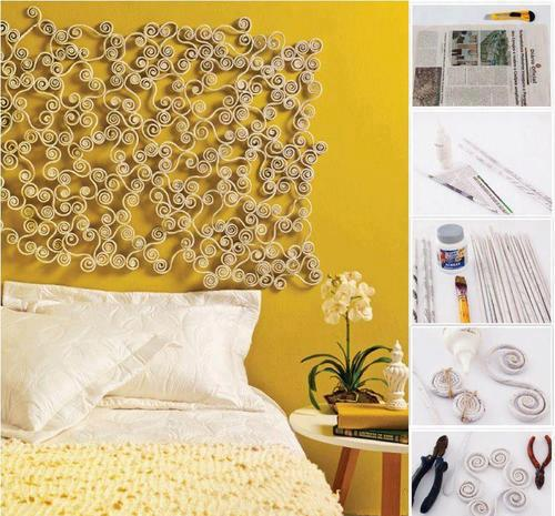 Entre amigas quartos customizados - Decorar paredes facil ...