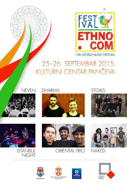 """Počinje 13. """"Ethno.com"""" festival"""