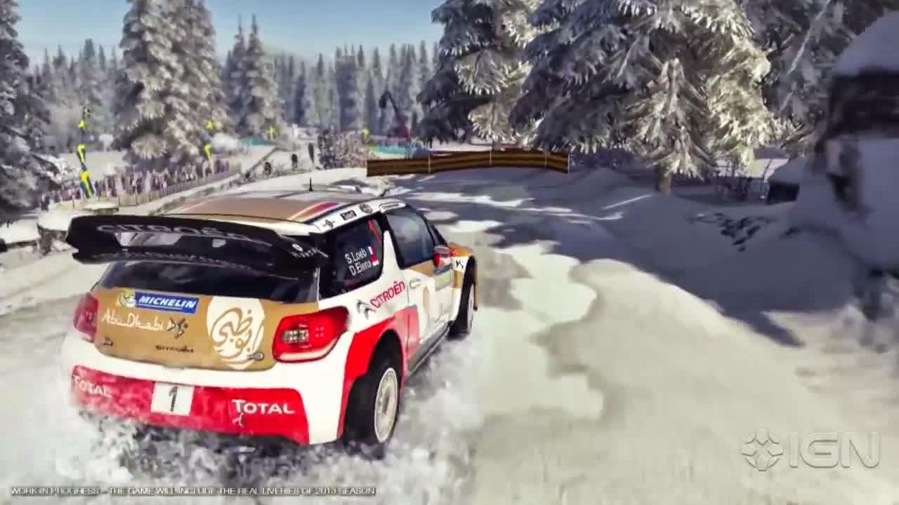 WRC 4 FIA : WORLD RALLY CHAMPIONSHIP