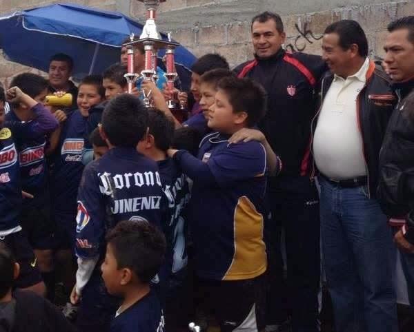 DT Club América, Nido Águila Cuautitlán Izcalli - México 2013