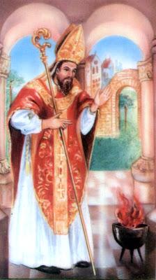 Imagen de San Cipriano Obispo