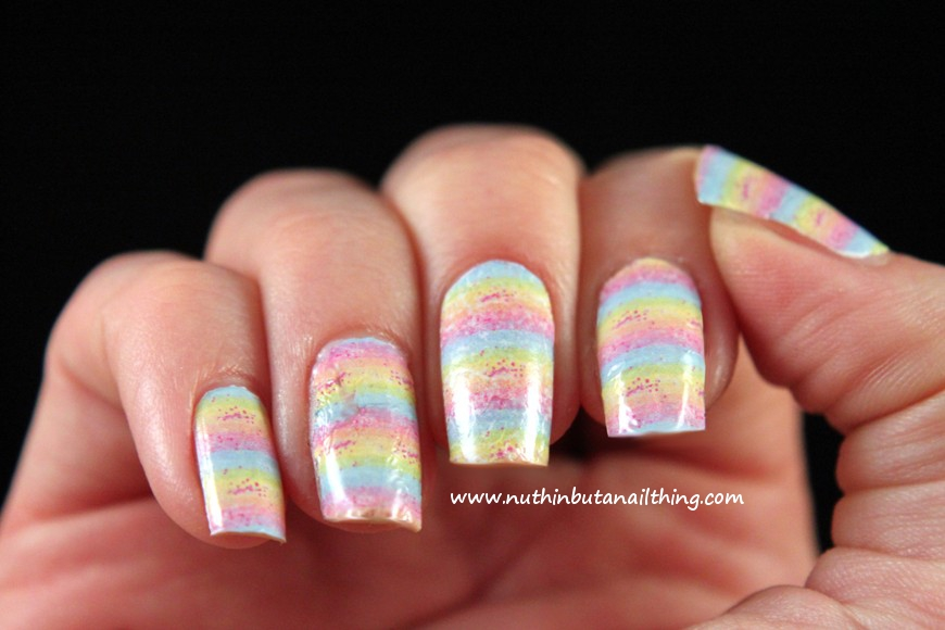 nuthin\' but a nail thing: YRNails.com Full nail wraps review pt.2