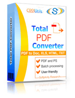 Coolutils Total PDF Converter 2.1.209 Incl Serial