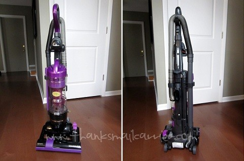 Panasonic JetForce MC-UL427 vacuum review