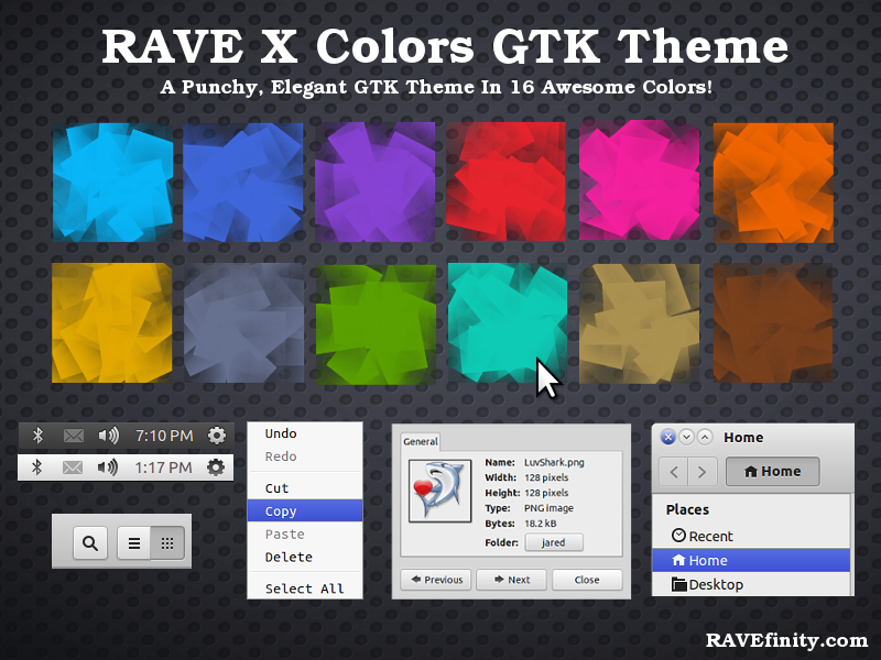 http://www.ravefinity.com/p/rave-x-colors-gtk-theme.html