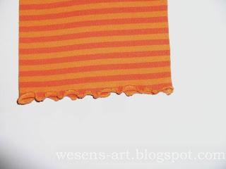 turquoise shirt detail  wesens-art.blogspot.com