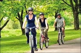 Đi xe đạp giảm 50% đái tháo đường